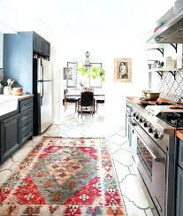 red and black kitchen rugs white rug striped inspiring with luxury design thro