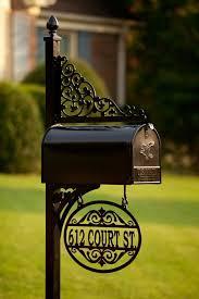 Decorative Mail Boxes Trendy decorative mailboxes Home Decor Inspirations 31