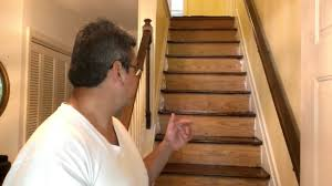 how to refinish hardwood stairs steps19 steps