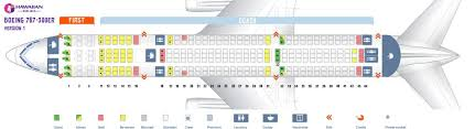 Hawaiian Airlines Fleet Boeing 767 300 Er Details And