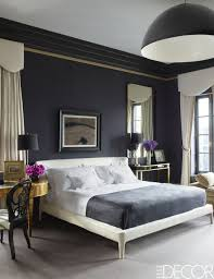 Image Decorating Ideas Elle Decor 35 Black Room Decorating Ideas How To Use Black Wall Paint