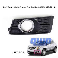 2012 Cadillac Srx Fog Lights Details About New Fog Light Trim Driving Lamp Driver Left Side Lh Gm1038125 25778388 10 16