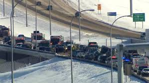 Alberta Automobile Fault Chart Whos To Blame In A 50 Car Pileup Its Complicated Cbc News