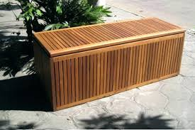 outdoor cushion storage ideas patio storage furniture winsome ideas waterproof outdoor storage bench plans