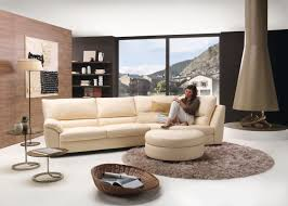 Modern Living Room Chairs Rustic Modern Living Room With Light Brown Tufted Sofa Chair And