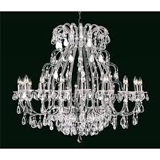 rustic bronze chandelier 4 light crystal s pendant