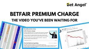 Betfair Premium Charge Review Betfair Trading Youtube