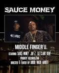 Middle Finger U