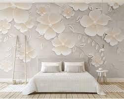 Beibehang Custom wallpaper beige ...