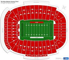 Need alabama crimson tide football vs ole miss rebels football tickets? Vaught Hemingway Stadium Seating Charts Rateyourseats Com