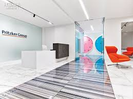 office interiors magazine. bright colors and contemporary artwork punctuate pritzker groupu0027s los angeles headquarters by hok office interior designinterior design magazineoffice interiors magazine i
