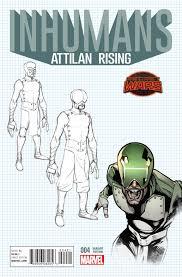 preview inhumans attilan rising 4 inhumans attilan rising 4 story
