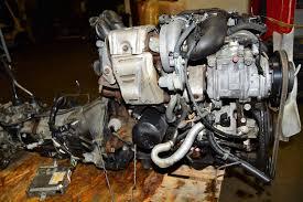 JDM TOYOTA 2L-TE TURBO DIESEL AWD 4X4 HILUX 4 RUNNER 2.0L 2LTE 5 ...