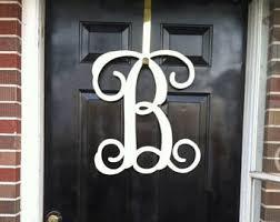letters for front doorFront door letter  Etsy