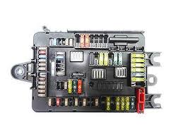 bmw fuse box replacement fuse boxes page  bmw 1 series f20 118i 120i power distribution fuse box rear 61149259466