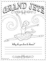 Dancer Coloring Pages Ballerina Coloring Pages Free Printable 1