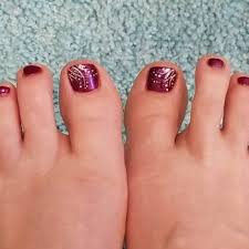 Cute Pedicure Designs Bostons Nails Spa New 998 Photos 458 Reviews