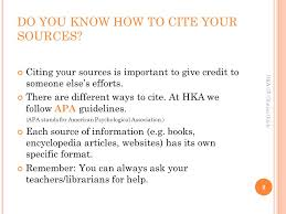 how to cite your sources by tanja galetti january ppt video online download