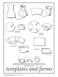 0260de9ef47fba94fcb44e39689f658f image result for pottery triangle template pottery ideas on plastic hexagon templates