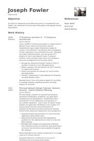 It Enterprise Architect Iv It Enterprise Architecture Resume samples