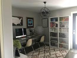home office home workspace. DIY Custom Home Office Workspace