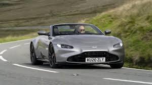 Aston Martin Vantage Roadster Review Top Gear