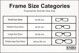 Sunglasses Frame Size Chart 9 Tips On How To Buy Prescription Glasses Eye Glasses