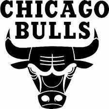 bulls logo. Exellent Logo Chicago Bulls Logo Wall Sticker For U