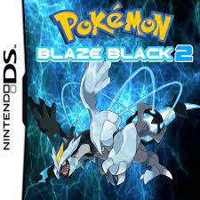Pokemon Blaze Black 2
