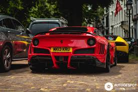Ferrari Novitec Rosso F12 N Largo S 9 August 2019 Autogespot