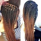 Ombre kanekalon braiding hair 2017