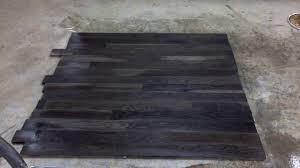 Minwax Charcoal Grey Time Lapse Turn White Oak Weathered Charcoal In Minutes Youtube