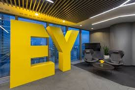 Yellow Office Ey Offices By Massive Design Warsaw Poland Dubai Modern