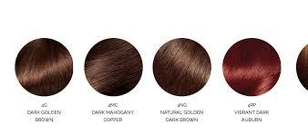 Color Royale Hair Colour Chart