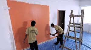 To Paint Living Room Walls How To Paint Interior Walls Of Your Home And Add Colour To Them