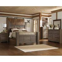 Driftwood Rustic Modern 6 Piece King Bedroom Set Fairfax rcwilley image1 200