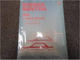 1990 nissan sentra electrical wiring diagram troubleshooting manual 1990 nissan sentra electrical wiring diagram troubleshooting manual ewd oem nissan amazon com books