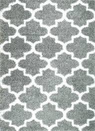 gray chevron rug grey and white decor inc supreme royal trellis area blue