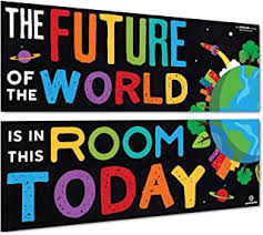 So, let's look at some specific inspiration for new secondary classroom decoration ideas, keep reading. School Classroom Decorations Amazon Com