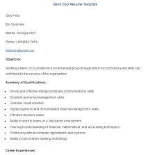 19 Sample Banking Resume Templates Pdf Doc Free Premium