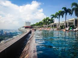 The Infinity Pool To Beat All Infinity Pools At Marina Bay Sands in