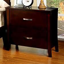 dresser nightstand combo. Headboard Dresser Nightstand Combo Brown Contemporary Modern Finish BedroomInABox And