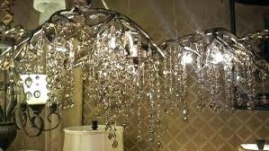 image of branch chandelier lighting awesome tree