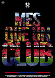 More than a club because without forgetting our roots in barcelona and our catalan identity and culture, we have always been open to the world, and have become a meeting point for different people, cultures and nations. More Than A Club Mes Que Un Club Mas Que Un Club Barca Fcbarcelona Barcelona Soccer Barcelona Futbol Club Barcelona Football