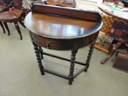 half table for hallway. Half Table For Hallway Amazing Antique Hall Oak H