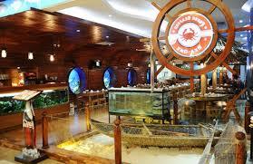 Kết quả hình ảnh cho Thiết kế căn nhà hàng hải sản