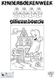 Werkboekje Kinderboekenweek 2017 Gruwelijk Eng Schoolgoochelaar