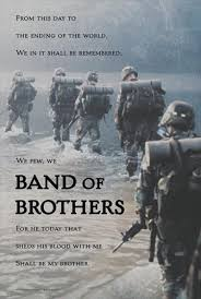 Army Quotes Custom US Army Infantry Band Of Brothers Inspirational Poster