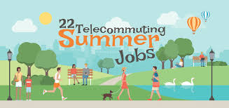 Summer Jobs Summer Job Openings 22 Telecommuting Leads You Can Apply To