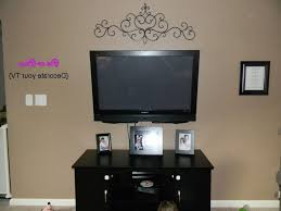 famous wall accents behind tv intended for stunning decorate wall behind superb wall decor above tv